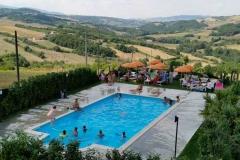 agriturismo la mongolfiera - piscina