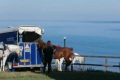 agriturismo la mongolfiera - equitazione escursione a Termoli