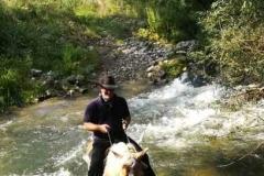 agriturismo la mongolfiera - equitazione escursione