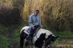 agriturismo la mongolfiera - equitazione passeggiata
