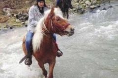 agriturismo la mongolfiera - escursione a cavallo