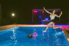 agriturismo la mongolfiera - pool party