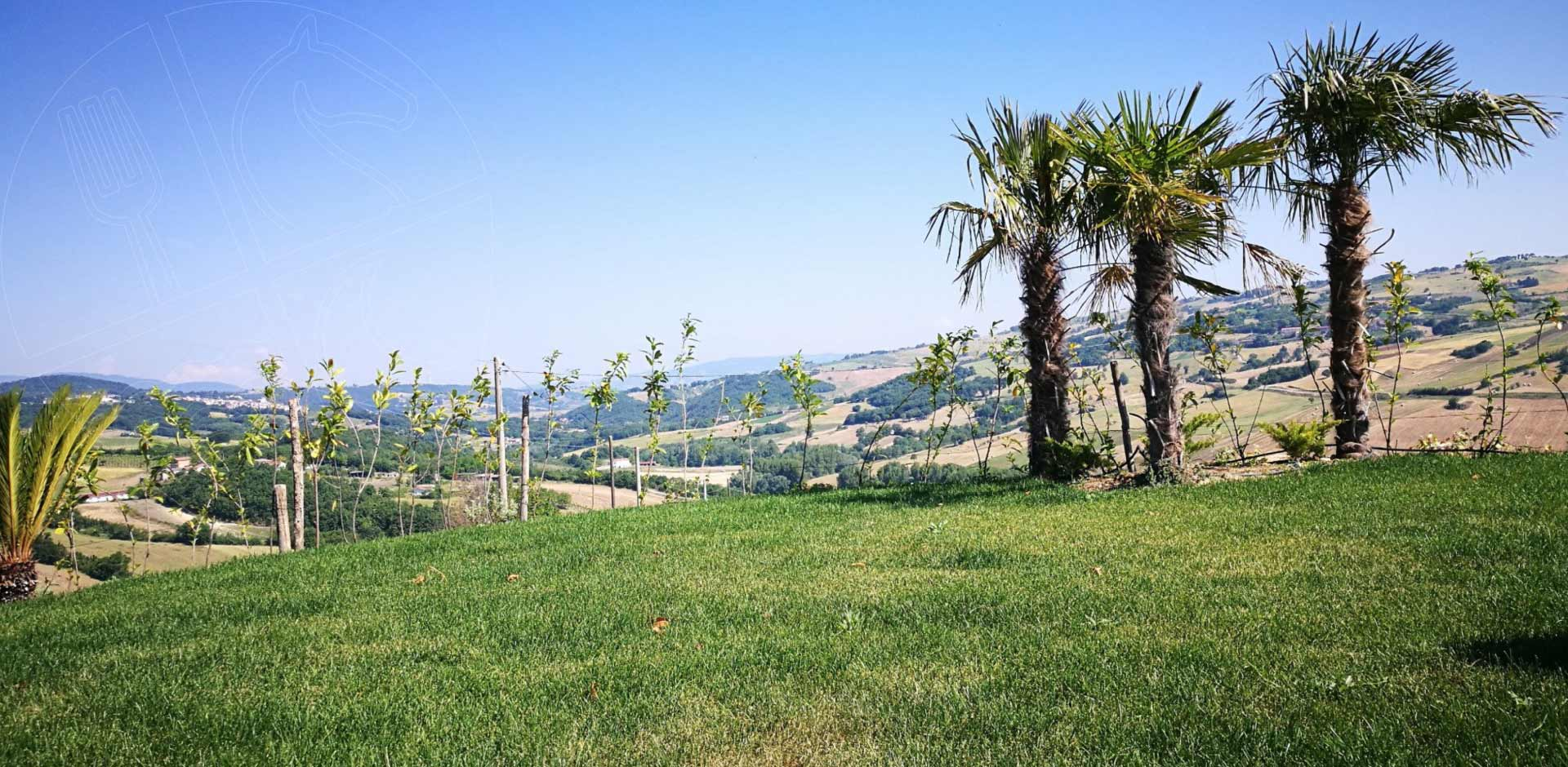 agriturismo la mongolfiera Fragneto Monforte Benevento